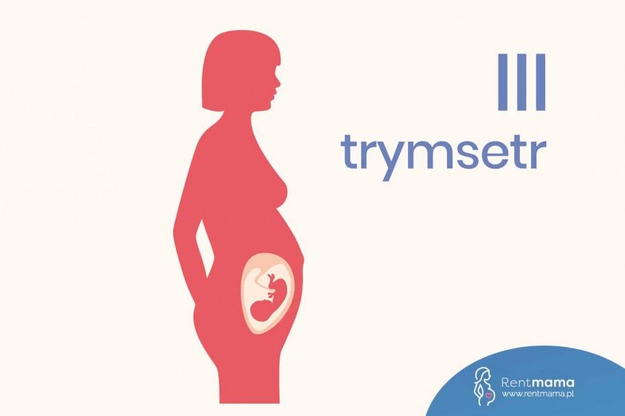 Trzeci trymestr ciąży